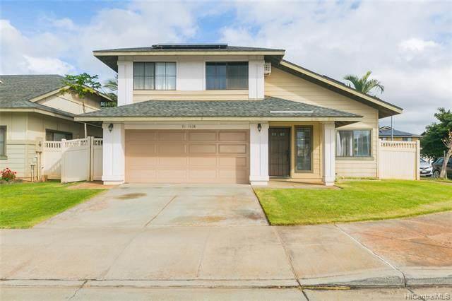 91-1038 Pakaweli Street, Kapolei, HI 96707 (MLS #202104452) :: LUVA Real Estate