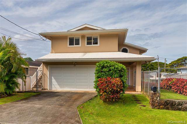 235 Koalele Street, Honolulu, HI 96813 (MLS #202104491) :: Keller Williams Honolulu