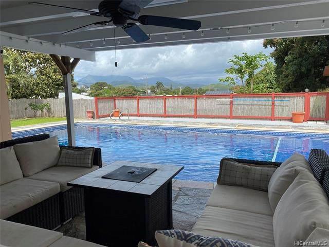 1043 Apokula Street, Kailua, HI 96734 (MLS #202104518) :: Corcoran Pacific Properties