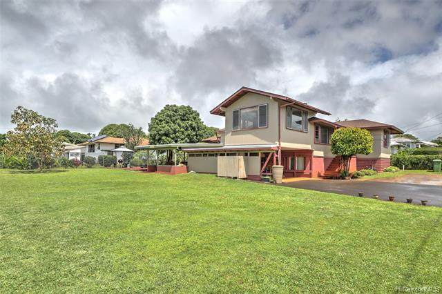 1638 Nakula Street, Wahiawa, HI 96786 (MLS #202104567) :: LUVA Real Estate