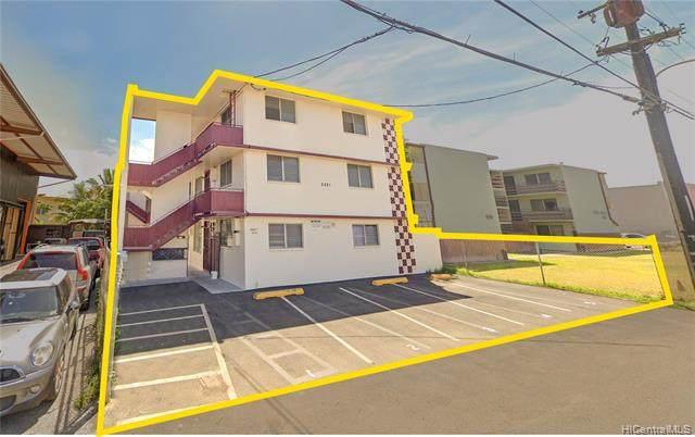 2021 Wilcox Lane, Honolulu, HI 96819 (MLS #202104568) :: Keller Williams Honolulu