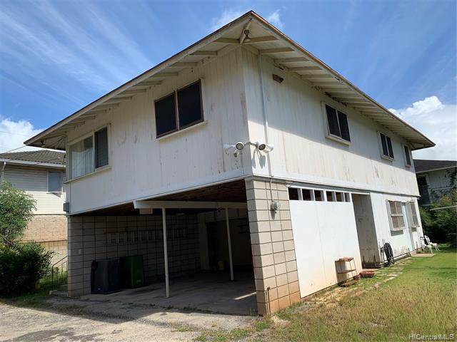 1433 Kamehameha IV Road A, Honolulu, HI 96819 (MLS #202104599) :: Keller Williams Honolulu