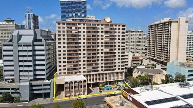 750 Kaheka Street #1106, Honolulu, HI 96814 (MLS #202104628) :: Hawai'i Life