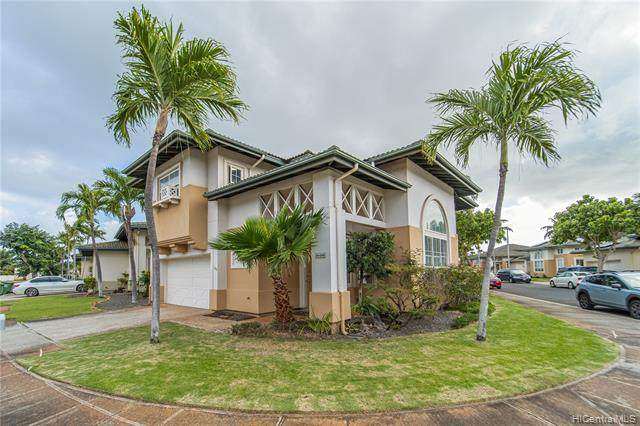 91-1005 Wahinoho Street, Kapolei, HI 96707 (MLS #202104658) :: Team Lally