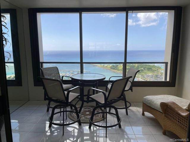 1600 Ala Moana Boulevard #3908, Honolulu, HI 96815 (MLS #202104659) :: Keller Williams Honolulu