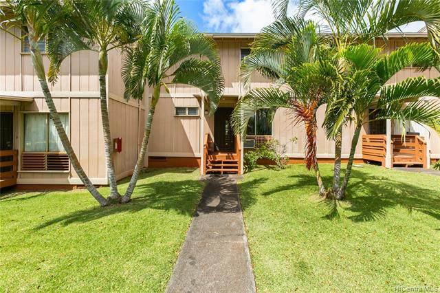 98-1379 Nola Street C, Pearl City, HI 96782 (MLS #202104683) :: Barnes Hawaii