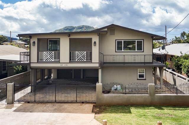 87-141 Hila Street, Waianae, HI 96792 (MLS #202104695) :: Corcoran Pacific Properties