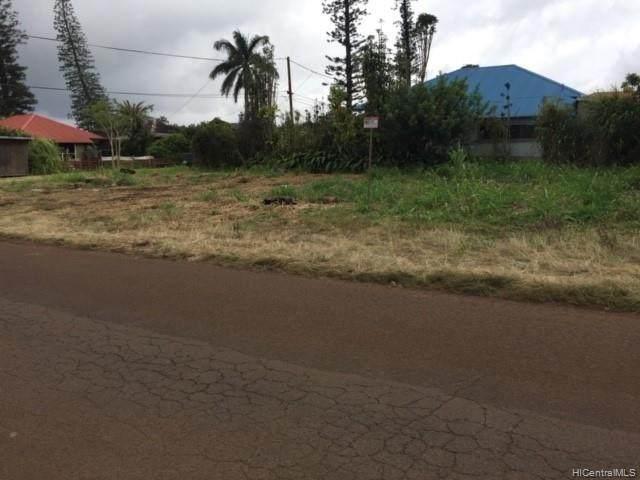 260 Ilima Place, Lanai City, HI 96763 (MLS #202104701) :: Hawai'i Life