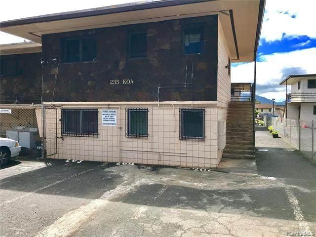 235 Koa Street #101, Wahiawa, HI 96786 (MLS #202104718) :: LUVA Real Estate