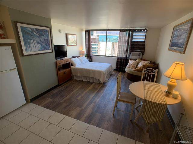 444 Niu Street #3301, Honolulu, HI 96815 (MLS #202104728) :: Team Lally