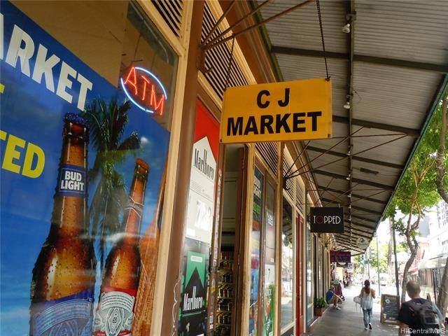68 N Hotel Street #105, Honolulu, HI 96817 (MLS #202104739) :: Team Lally