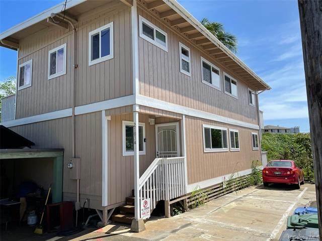 2103 Wilson Place, Honolulu, HI 96819 (MLS #202104741) :: Keller Williams Honolulu
