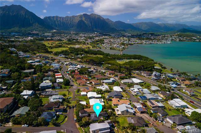 44-749 Malulani Street, Kaneohe, HI 96744 (MLS #202104764) :: LUVA Real Estate