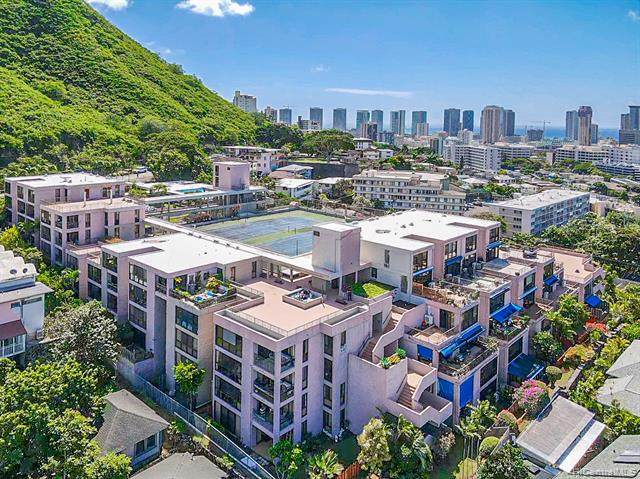 217 Prospect Street F9, Honolulu, HI 96813 (MLS #202104774) :: Team Lally
