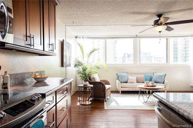2092 Kuhio Avenue #2104, Honolulu, HI 96815 (MLS #202104782) :: Barnes Hawaii