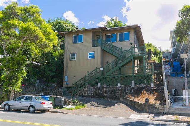 1915 Kalihi Street, Honolulu, HI 96819 (MLS #202104787) :: Keller Williams Honolulu