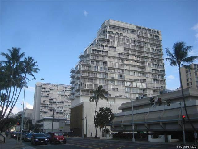 419 Atkinson Drive #1101, Honolulu, HI 96850 (MLS #202104790) :: Keller Williams Honolulu