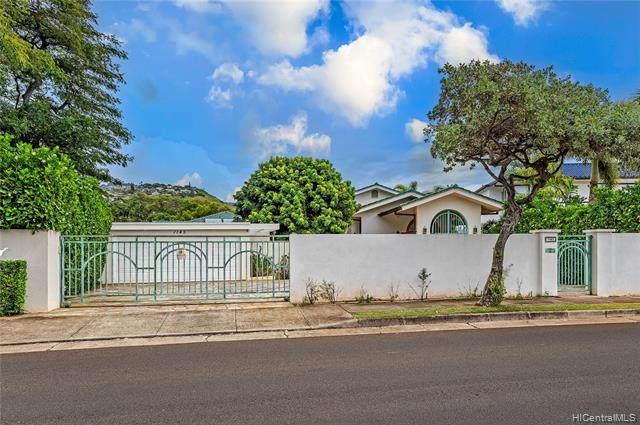 1145 Makaiwa Street, Honolulu, HI 96816 (MLS #202104805) :: LUVA Real Estate
