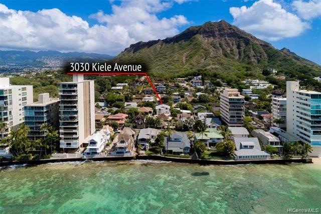 3030 Kiele Avenue, Honolulu, HI 96815 (MLS #202104856) :: LUVA Real Estate