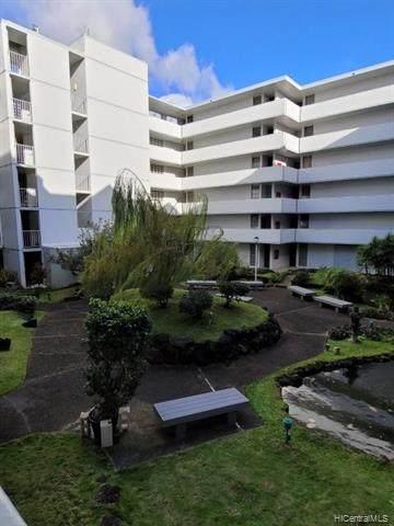 647 Kunawai Lane A208, Honolulu, HI 96817 (MLS #202104874) :: LUVA Real Estate