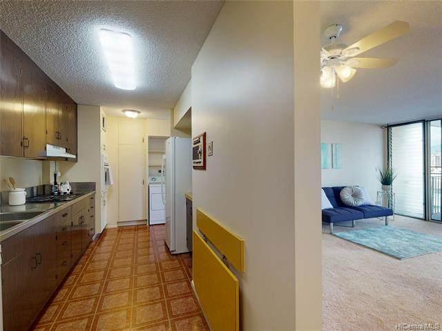 1561 Kanunu Street #1901, Honolulu, HI 96814 (MLS #202104875) :: LUVA Real Estate