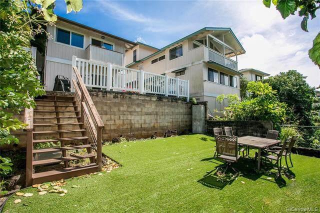 99-818 Meaala Street, Aiea, HI 96701 (MLS #202104884) :: LUVA Real Estate