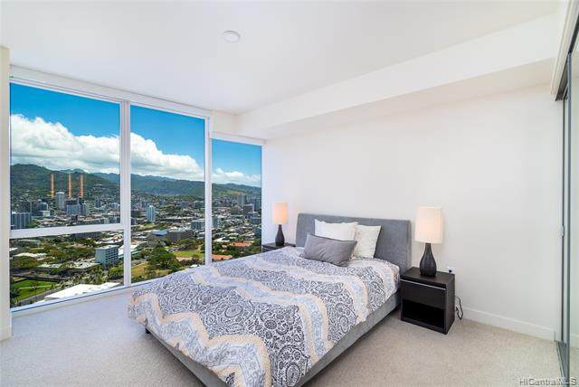 888 Kapiolani Boulevard #4202, Honolulu, HI 96813 (MLS #202104897) :: Barnes Hawaii