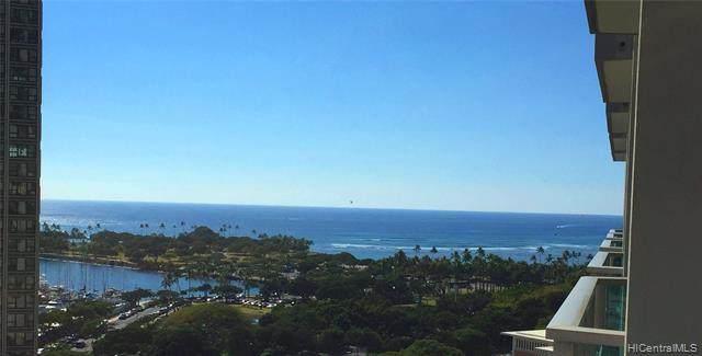 410 Atkinson Drive #1514, Honolulu, HI 96814 (MLS #202104940) :: Hawai'i Life