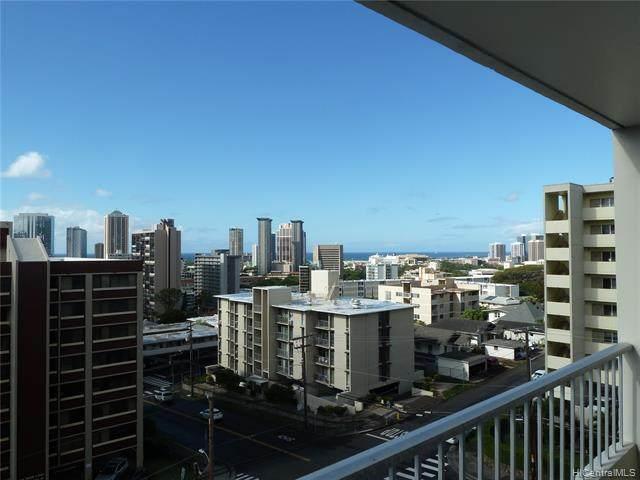 1515 Ward Avenue #603, Honolulu, HI 96822 (MLS #202104961) :: Barnes Hawaii