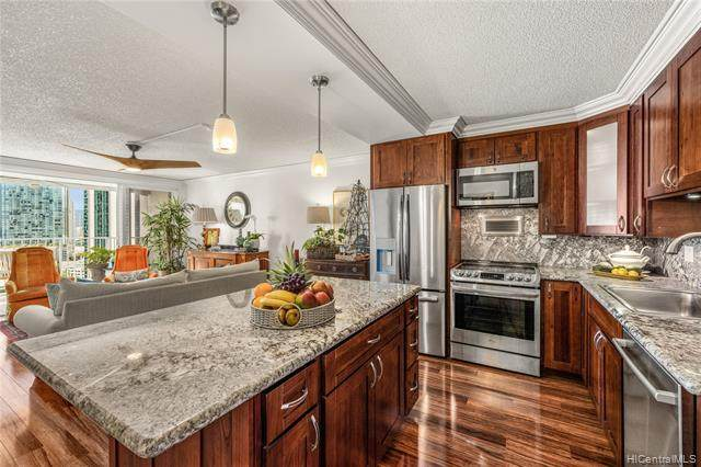 1350 Ala Moana Boulevard #2109, Honolulu, HI 96814 (MLS #202104981) :: Island Life Homes