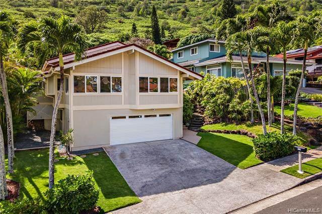 914 Kahena Street, Honolulu, HI 96825 (MLS #202104987) :: Island Life Homes
