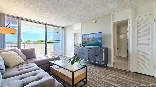 99-060 Kauhale Street #308, Aiea, HI 96701 (MLS #202104999) :: Barnes Hawaii