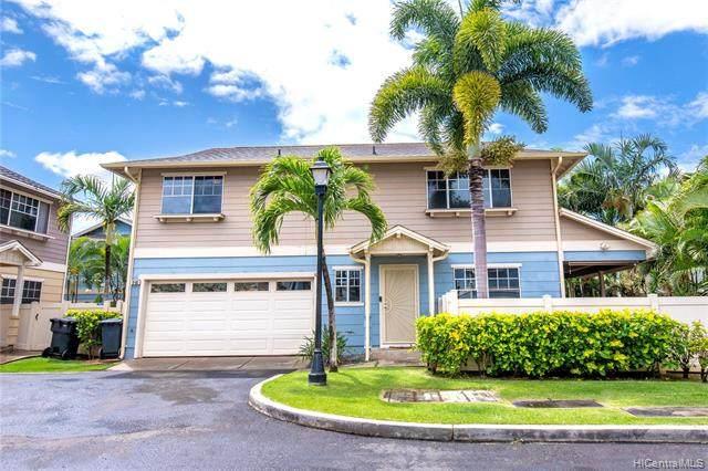 91-502 Makalea Street, Ewa Beach, HI 96706 (MLS #202105007) :: LUVA Real Estate