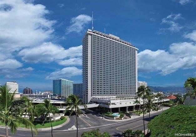 410 Atkinson Drive #2429, Honolulu, HI 96814 (MLS #202105027) :: Hawai'i Life