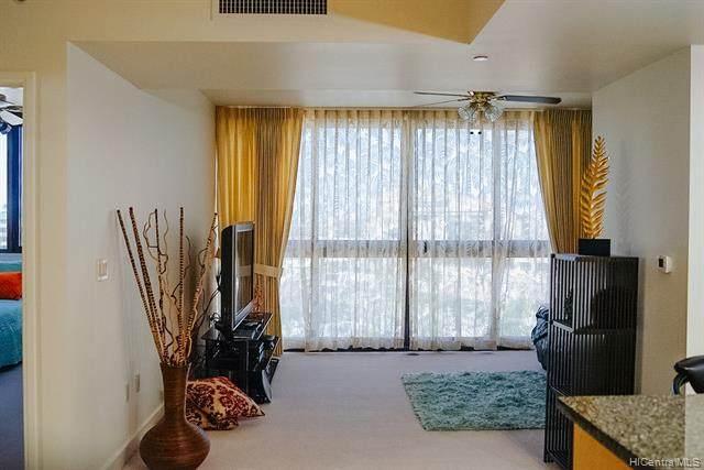 600 Queen Street #710, Honolulu, HI 96813 (MLS #202105054) :: LUVA Real Estate