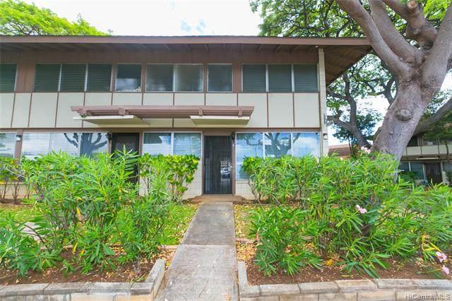 4202 Keanu Street #4, Honolulu, HI 96816 (MLS #202105062) :: Barnes Hawaii