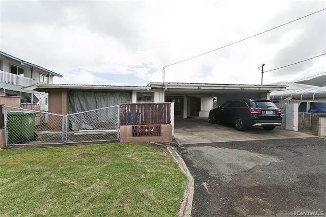45-008 Mahalani Circle, Kaneohe, HI 96744 (MLS #202105089) :: Compass