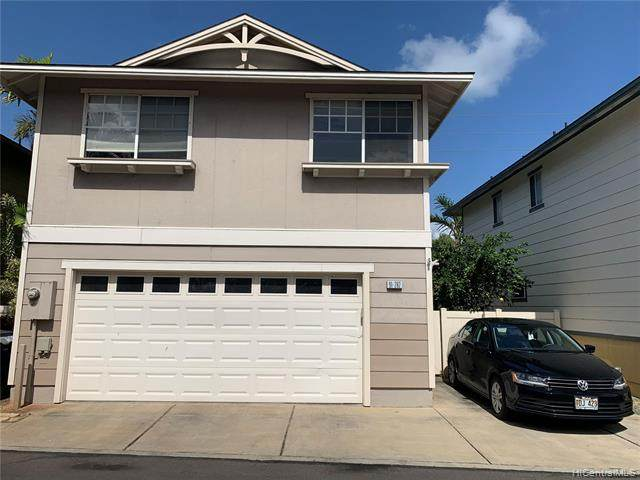 91-282 Makalea Street, Ewa Beach, HI 96706 (MLS #202105106) :: LUVA Real Estate