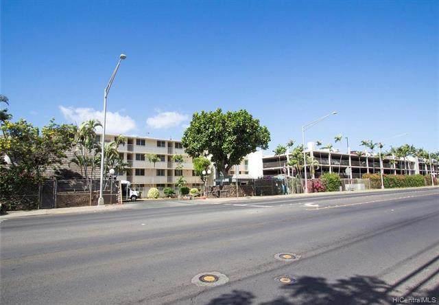 85-175 Farrington Highway C110, Waianae, HI 96792 (MLS #202105114) :: Hawai'i Life