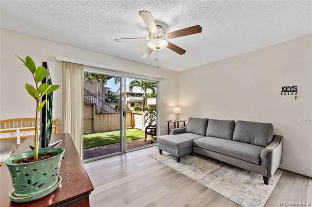 91-1010 Mikohu Street 16E, Ewa Beach, HI 96706 (MLS #202105125) :: LUVA Real Estate