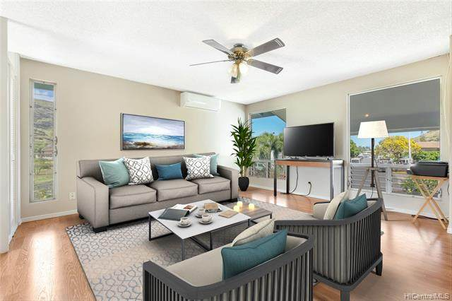 86-411 Popohau Place, Waianae, HI 96792 (MLS #202105144) :: Keller Williams Honolulu