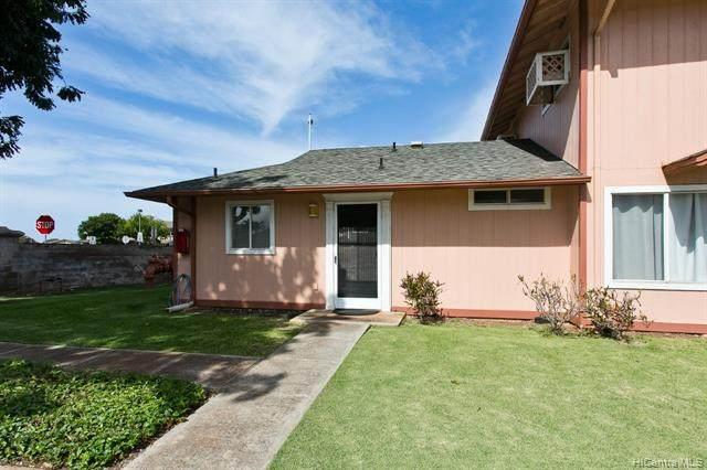 91-1133 Kamaaha Loop 1A, Kapolei, HI 96707 (MLS #202105166) :: Keller Williams Honolulu