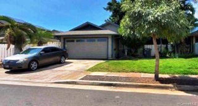 91-992 Keoneae Place, Ewa Beach, HI 96706 (MLS #202105168) :: Keller Williams Honolulu