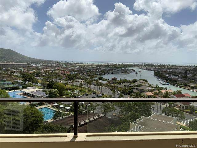 6770 Hawaii Kai Drive #1006, Honolulu, HI 96825 (MLS #202105172) :: Keller Williams Honolulu