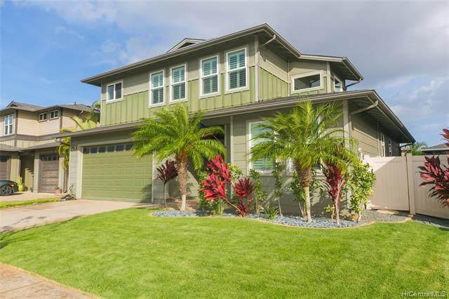 91-1056 Olowa Street, Ewa Beach, HI 96706 (MLS #202105173) :: Keller Williams Honolulu