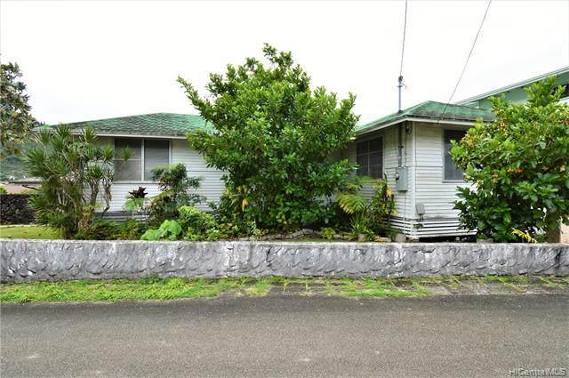 2717 Napuaa Place, Honolulu, HI 96822 (MLS #202105176) :: Keller Williams Honolulu