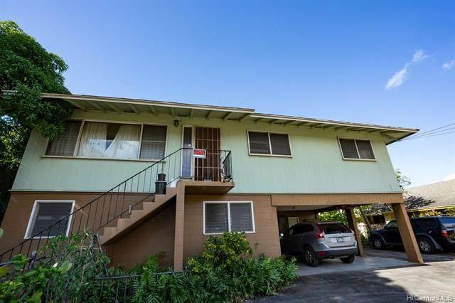 1454 Middle Street, Honolulu, HI 96819 (MLS #202105189) :: Keller Williams Honolulu