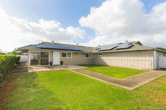 Address Not Published, Pearl City, HI 96782 (MLS #202105220) :: Corcoran Pacific Properties