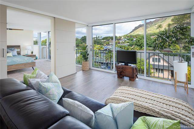 3056 Kalakaua Avenue 4E, Honolulu, HI 96815 (MLS #202105244) :: Corcoran Pacific Properties