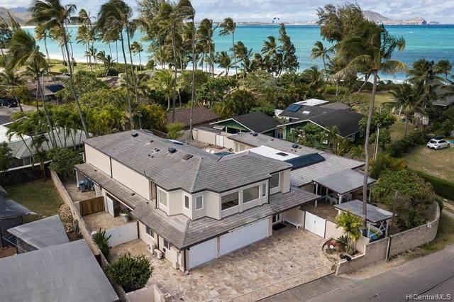 22 Kailua Road, Kailua, HI 96734 (MLS #202105247) :: Corcoran Pacific Properties